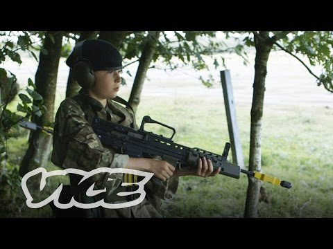 Kids With Guns: UK's Army Cadet Force (Full Length)