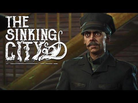 Прохождение The Sinking City #6 | ПСИХБОЛЬНИЦА