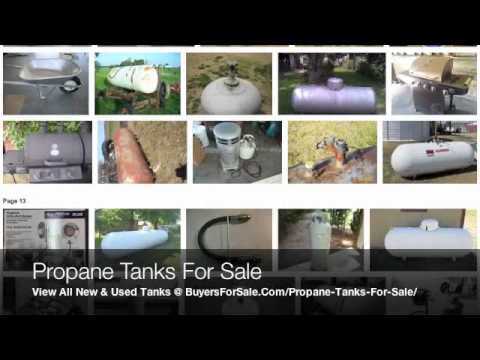 New and Used Propane Tanks For Sale Online - All Refill Sizes For Grills &  Heating