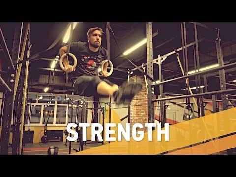 Короткая силовая тренировка - ARMA SPORT