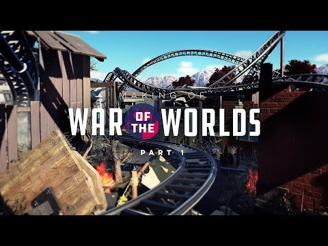 """""""War of the Worlds"""" part 1 - Planet Coaster"""