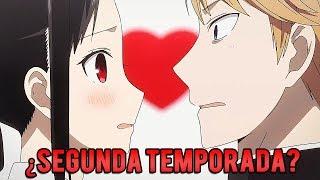 KAGUYA-SAMA LOVE IS WAR SEGUNDA TEMPORADA ¿CUANDO SE ESTRENA?