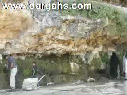 Prophet Hazrat Syedina Ayub Alaihis-salaam's - Salalah - Water spot - View3 Travel Video