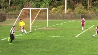 WYSL B 13-1: Yorktown Whitecaps vs Scarsdale Man City  ... 10-22-17