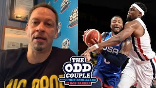 Chris Broussard - Why Team USA Men's Basketball is Struggling at the 2020 Tokyo Olympics