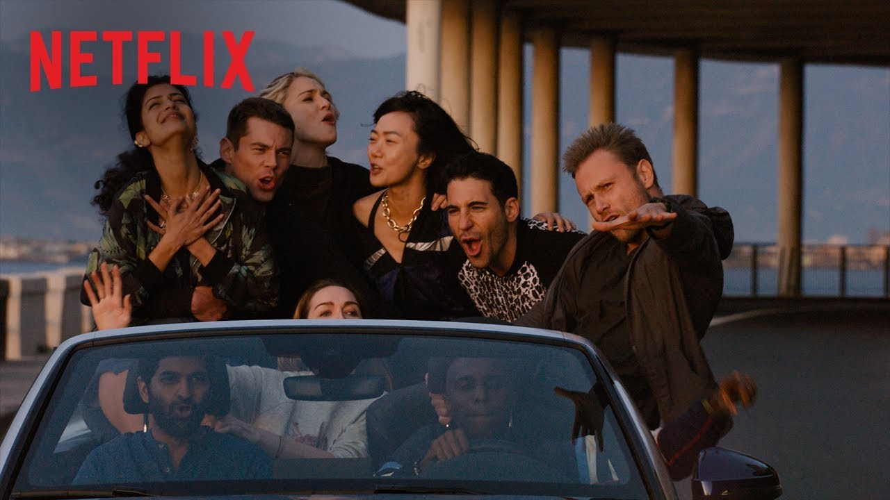 Sense8: The Series Finale | Official Trailer [HD] | Netflix - Published on May 17, 2018