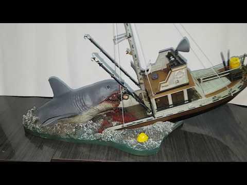Jaws Tubarão Mcfarlane Toys - Restaurado P-BR