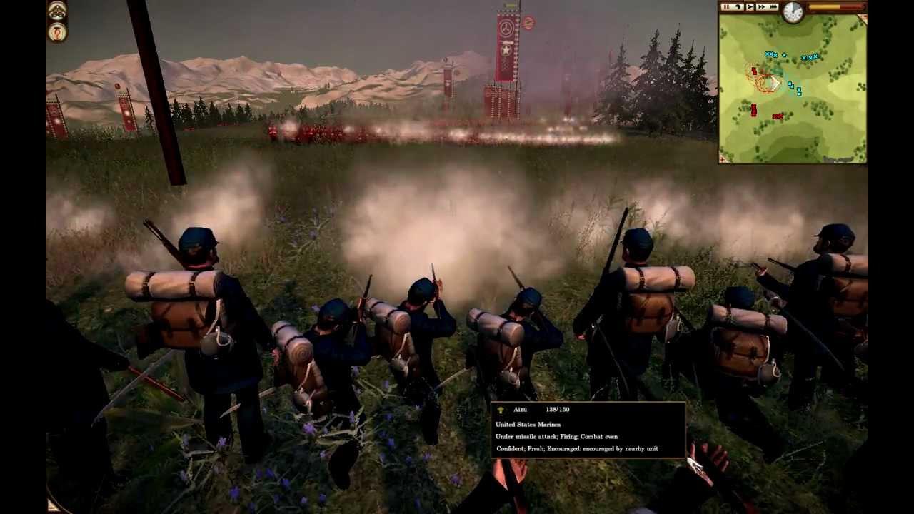 Shogun 2 Fall Of The Samurai Wallpaper Fall Of The Samurai Shogun 2 Us Marines In Combat Blowing