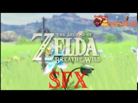 BotW SFX - link cooking - YouTube