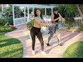 HOW TO DANCE CUMBIA ft. CristyQuinones