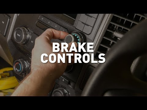 CURT Brake Controls Introduction