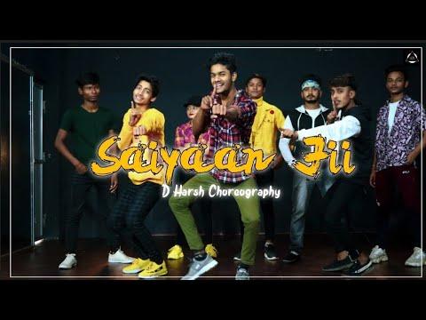 Saiyaan Ji   Yo Yo Honey Singh, Neha Kakkar   D Harsh Choreography   Dance Videos