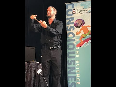 "Dr. Bruce Damer on ""Origin and Evolution of Life and Consciousness"" @ Science of Consciousness"