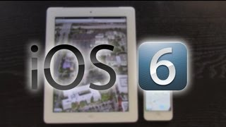 In-Depth iOS 6 Features And Changes Overview