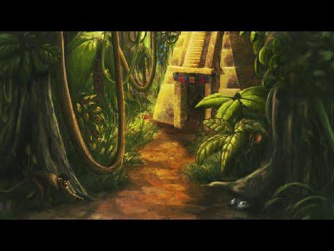 Fantasy Landscape Art Village