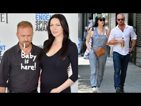 Ben Foster Wife Laura Prepon 2018