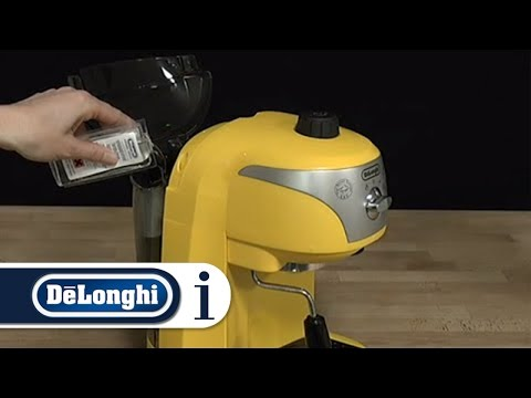 descaling delonghi espresso machine