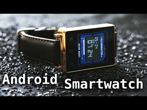 No.1 D6 Review - Full Android 5.1 Smartwatch !