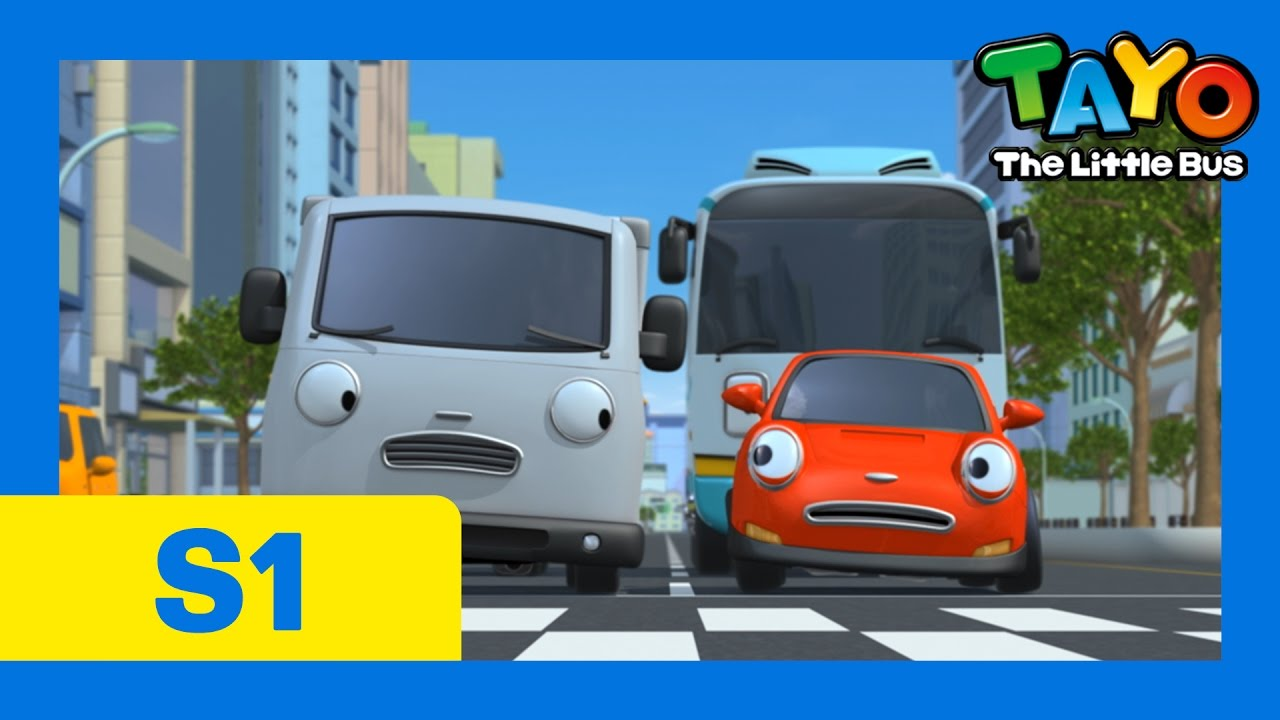 Download I Want New Tires (30 mins) l Episode 8 l Tayo the Little Bus