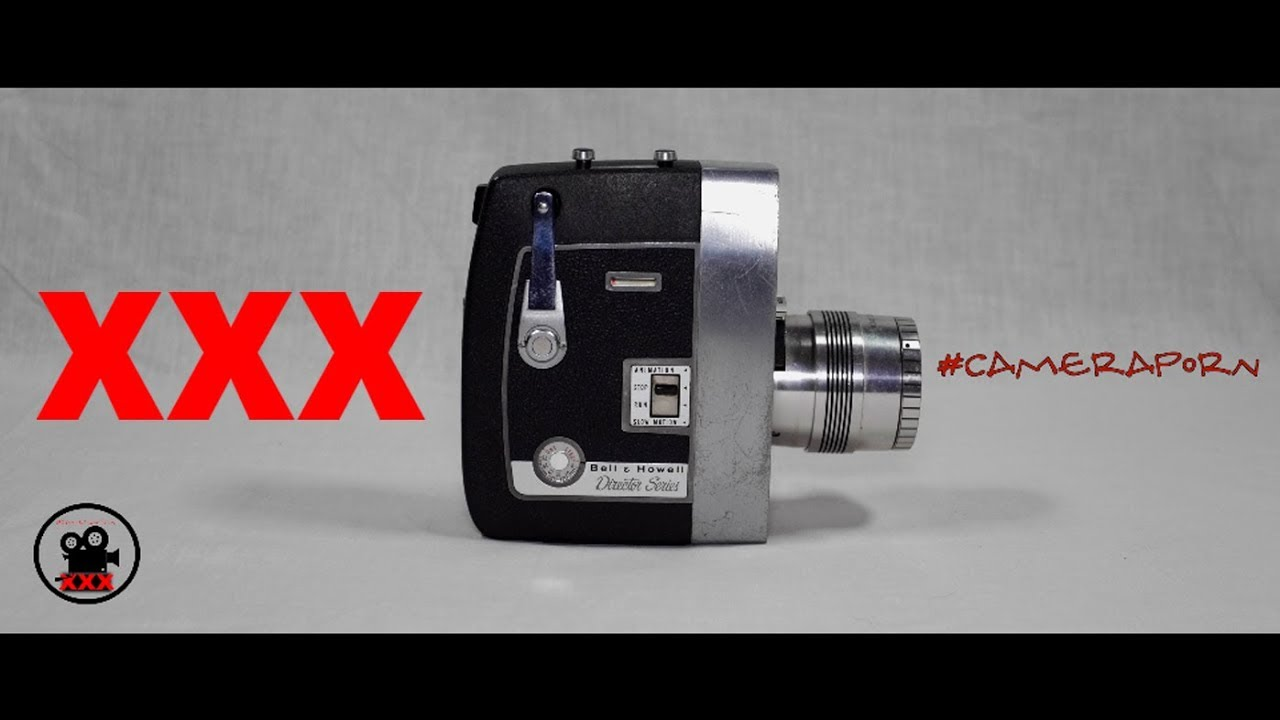8Mm 2 Porn camera porn ep #5 - 1963 bell & howell director series 8mm movie camera