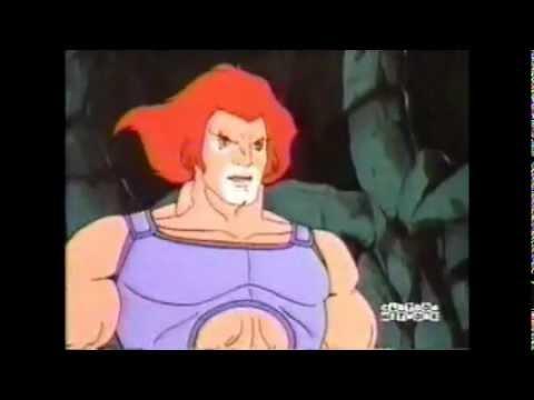 Lion-O vs. Mumm-Ra