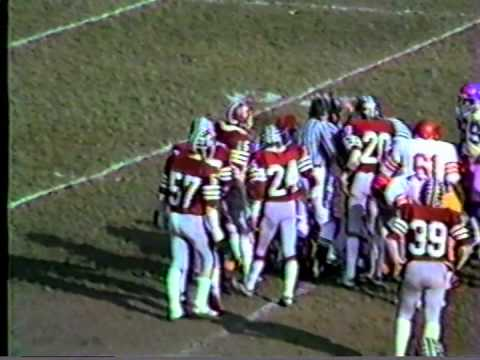North Bergen vs Clifton Nov 19, 1983