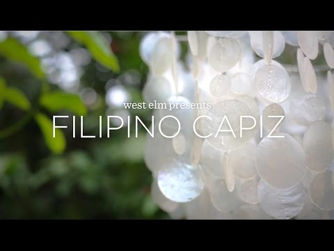 Handcrafted: Capiz In The Philippines