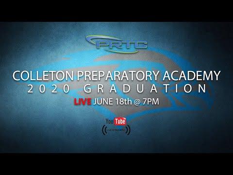 COLLETON PREPARATORY ACADEMY 2020 GRADUATION LIVE