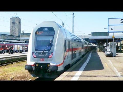 Der neue Doppelstock IC für die Gäubahn