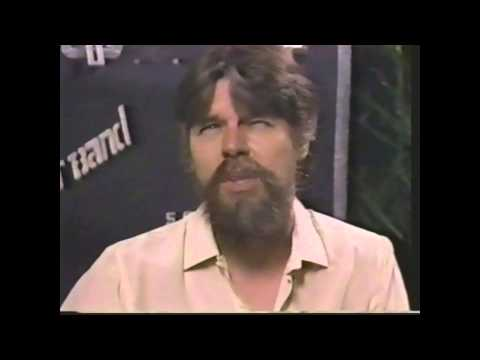 "Bob Seger interview - 1983 (""The Distance"" tour)."