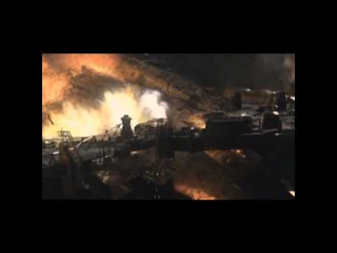 Attack on the Scorpion Shipyards [The real version] in HD