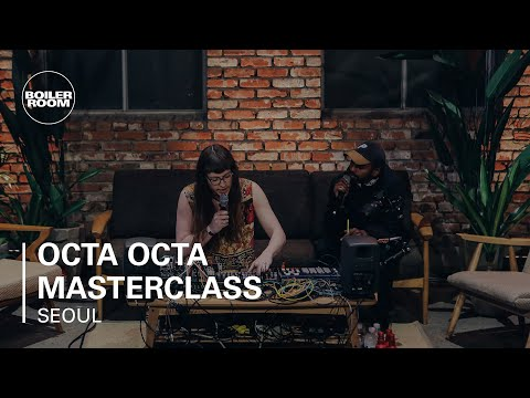 Octo Octa Boiler Room BUDx Seoul Production Masterclass