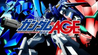 Gundam AGE ED3 [WHITE JUSTICE] [FULL] +DL