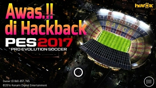 Pes 2017 Android Cara Menimpa Save Data  Dengan Akun Google play