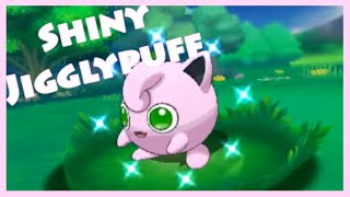 dexnav shiny hunting jigglypuff twitch highlight