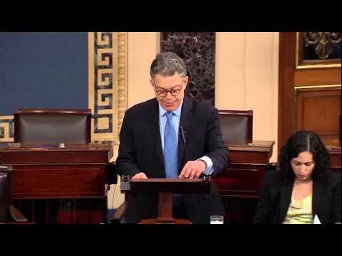 Sen. Franken Blasts GOP Anti-Union Measure Reversing NLRB Rule