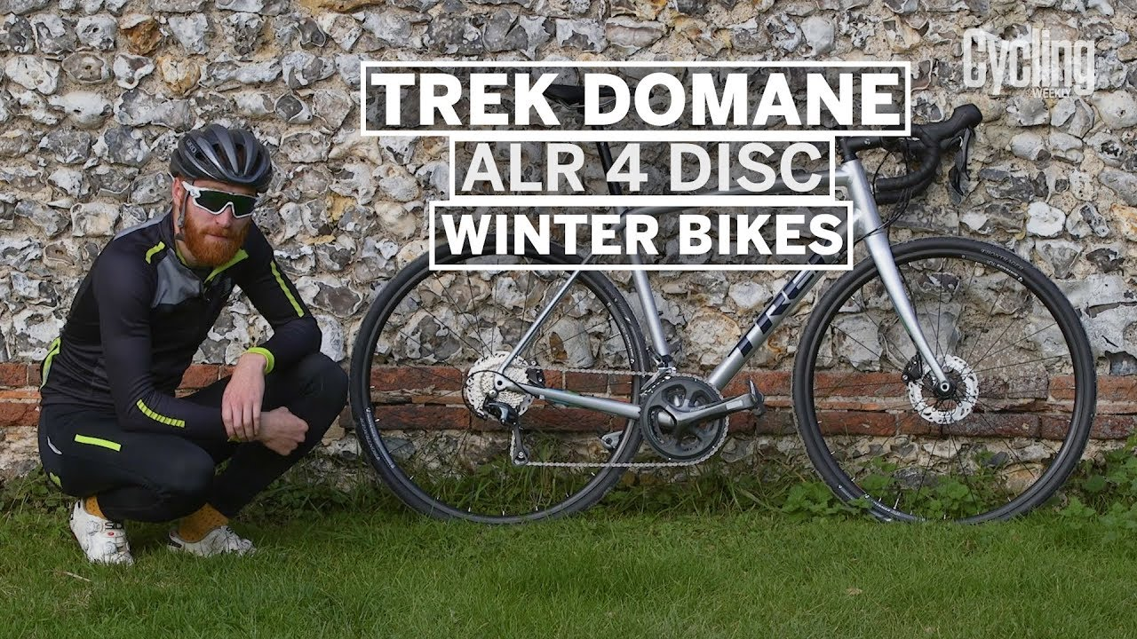 Trek Domane ALR 4 Disc | Winter Bikes Special | Cycling Weekly