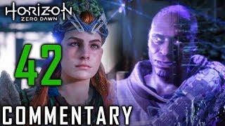 """Horizon Zero Dawn Walkthrough - Part 42 - The Faro Plague & """"Meeting"""" Sylens"""