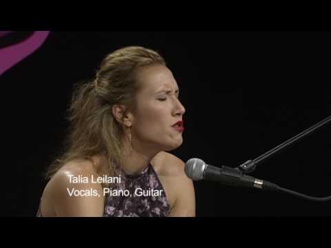 KRWG Music Spotlight - Talia Leilani with Thomas De Santos - 405