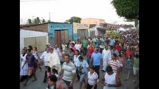 Procissão de São Félix de Cantalice 03 Fev 2013/PB