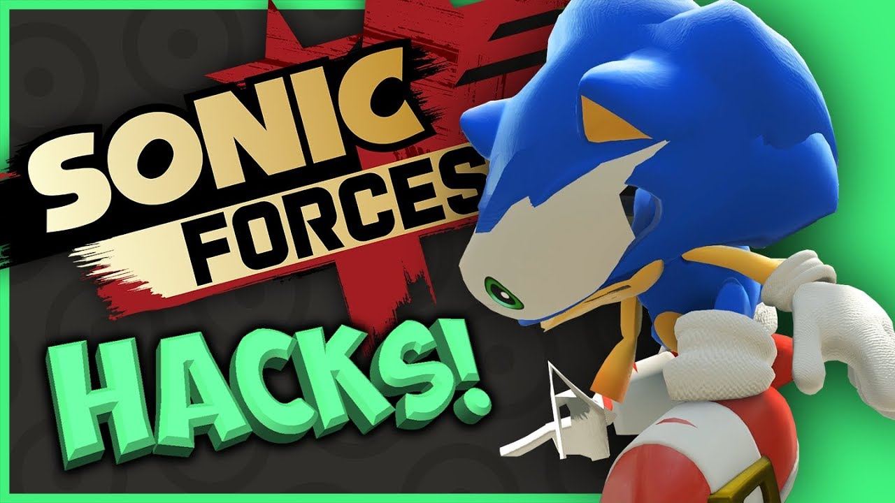 Sonic Forces HACKS! - Hack Attack!