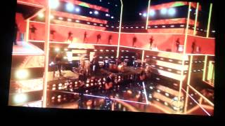 Enrique Iglesias Fashion Rocks 9.9.2014 Bailando