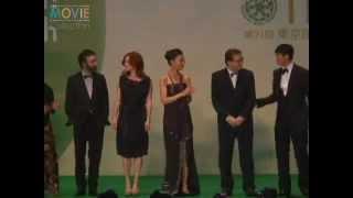 第21回東京国際映画祭オープニングイベント2008 (関連ニュース) ・ジ...