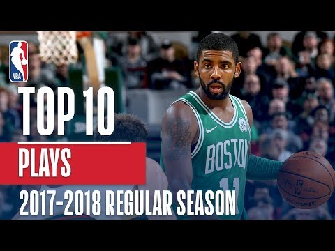 Top 10 Plays of the 2018 NBA Regular Season