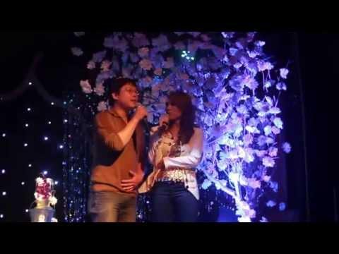 Mỹ Tâm Giao Lưu Với khán Giả Cực Dễ Thương [Opera Hanoi 14/02/14]