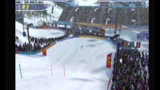 Salt Lake 2002 - Slalom
