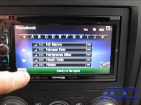 2009 Chevrolet HHR SS: Kenwood DNX-6020EX - YouTube