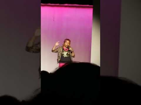 TiffanyJ -Keynote Speaker at St. Andrews Middle School