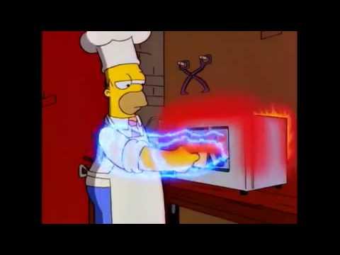 Simpsons homeo cocinando youtube - Film para cocinar ...