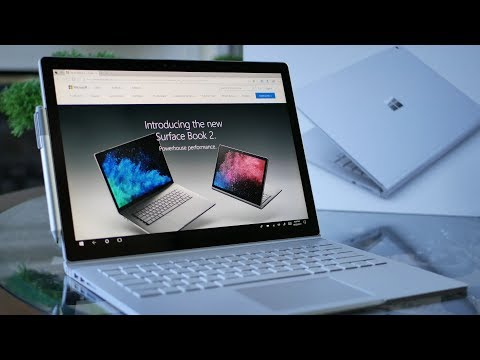 Surface Book 2: First Impressions